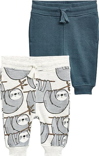 next Niños Pack De Dos Pantalones De Pijama con Estampado ...