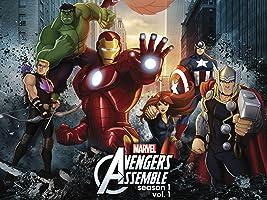 Marvel's Avengers Assemble, Season 1 - Volume 1