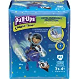 Pull-Ups Night-Time Training Pants for Boys, 3T-4T, 44 Count (Pack of 2)