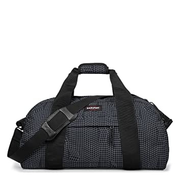 Eastpak Station Bolsa de viaje, 57 litros, Negro (Black Dance): Amazon.es: Equipaje