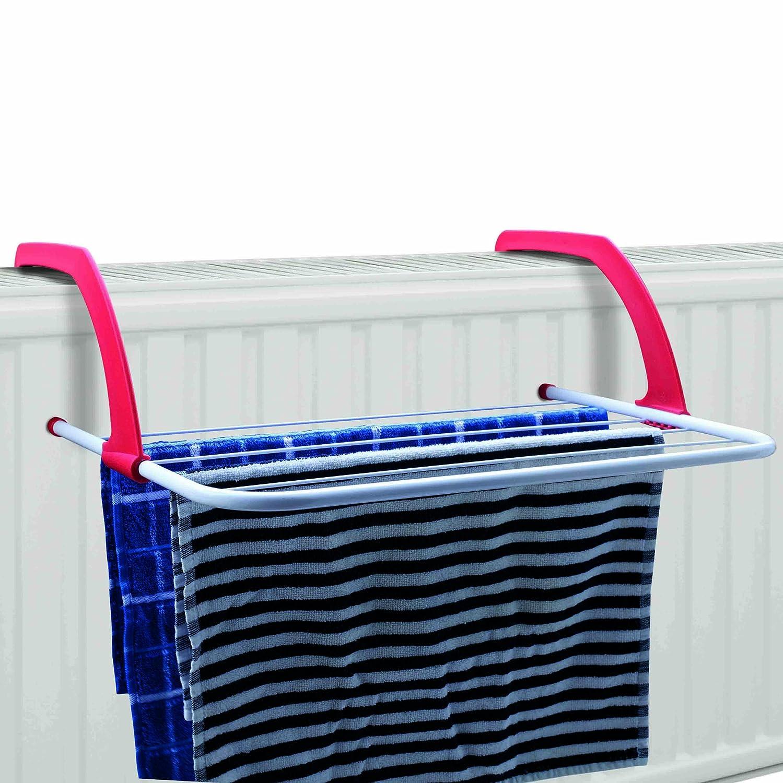 Balkongeländer / Heizkörper praktischer Wäschetrockner ...
