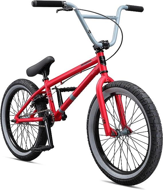 Mongoose Legion L60 Rueda de 20 Pulgadas Freestyle Bicicleta, Hombre, M41308M20OS, Rojo, One Size/20: Amazon.es: Deportes y aire libre