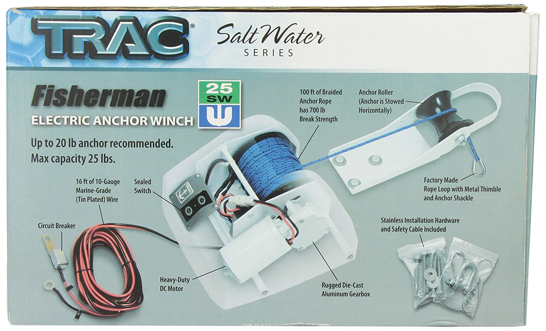 Trac t10101 salt water anchor winch fuel sending amazon canada sciox Choice Image