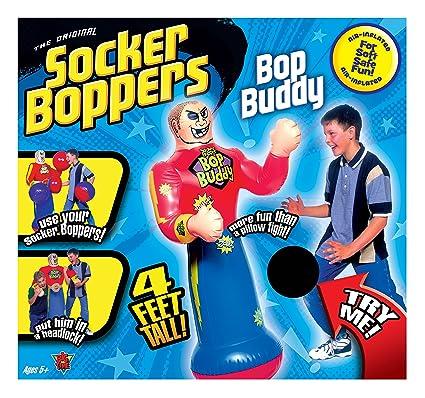 Amazon.com: SOCKER Boppers Bop Buddy: Toys & Games
