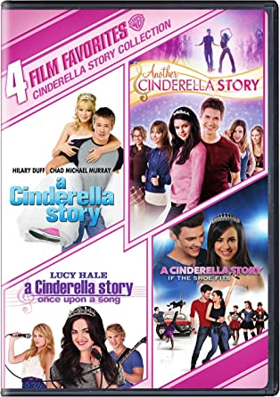 A Cinderella Story If The Shoe Fits Dvd Australia A Cinderella Story If The Shoe Fits 4 Film Bundle 4pk Amazon Co Uk Dvd Blu Ray