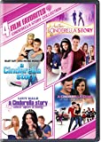 A Cinderella Story: If The Shoe Fits 4-Film Bundle (4pk)