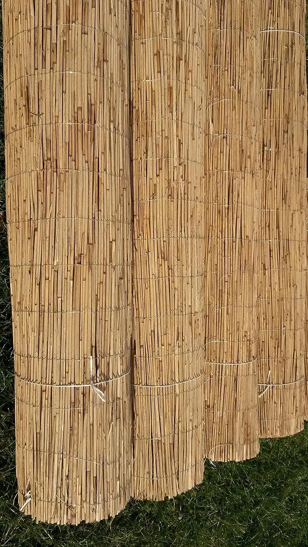 Amazon Schilfrohrmatten Schilfmatte 180 hoch x 600cm breit