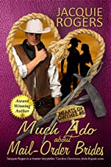 Much Ado About Mail-Order Brides (Hearts of Owyhee Book 6) Kindle Edition