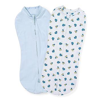 Amazon.com: Dos sacos de dormir para bebé con motivo ...