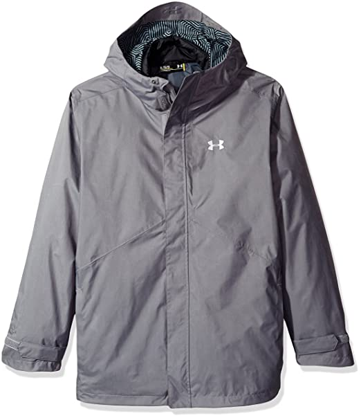 Under Armour eleva Ted de 3 en 1 chaqueta: Amazon.es ...