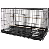 You&Me Finch Rectangle Flight Cage