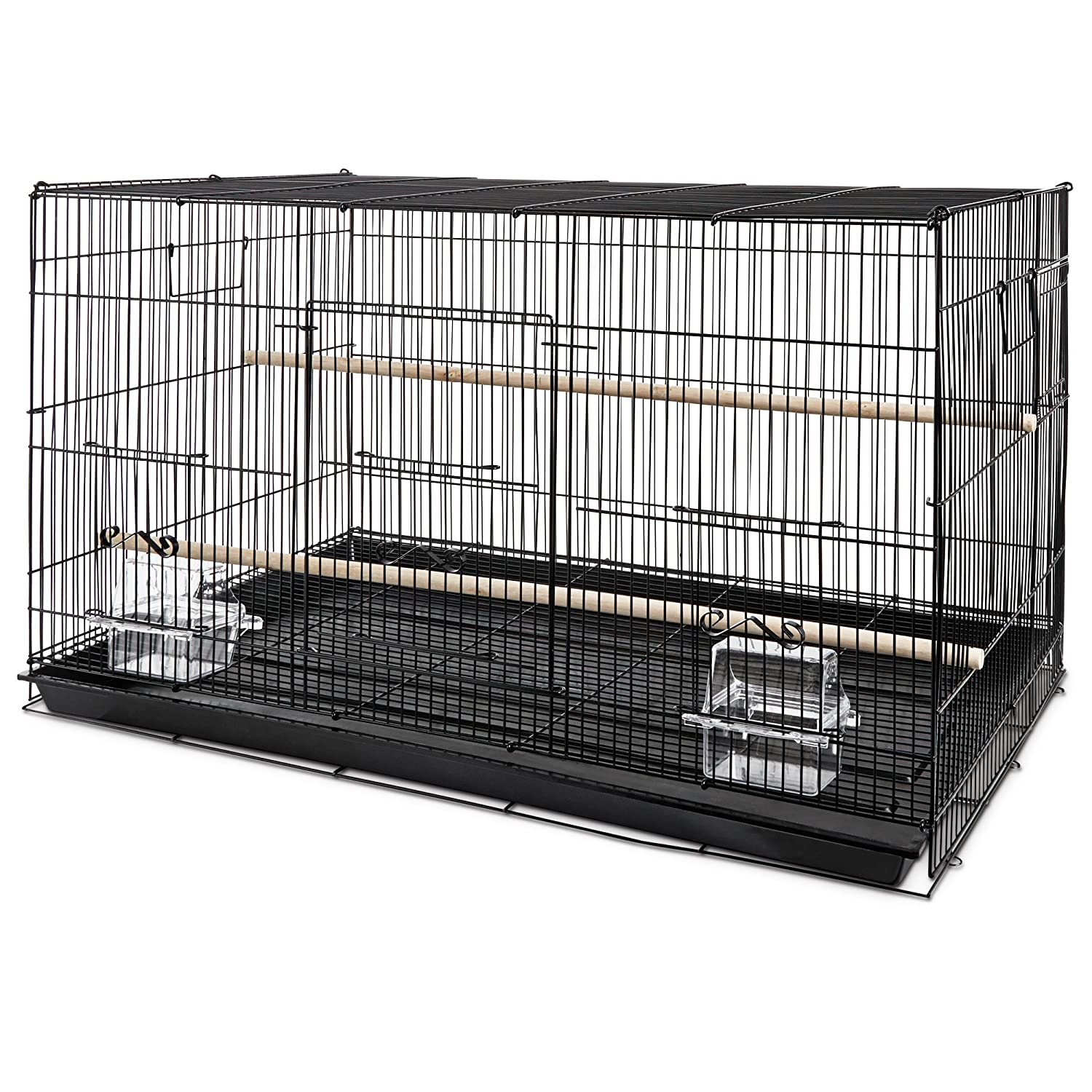 You& Me Finch Rectangle Flight Cage 30 in You & Me