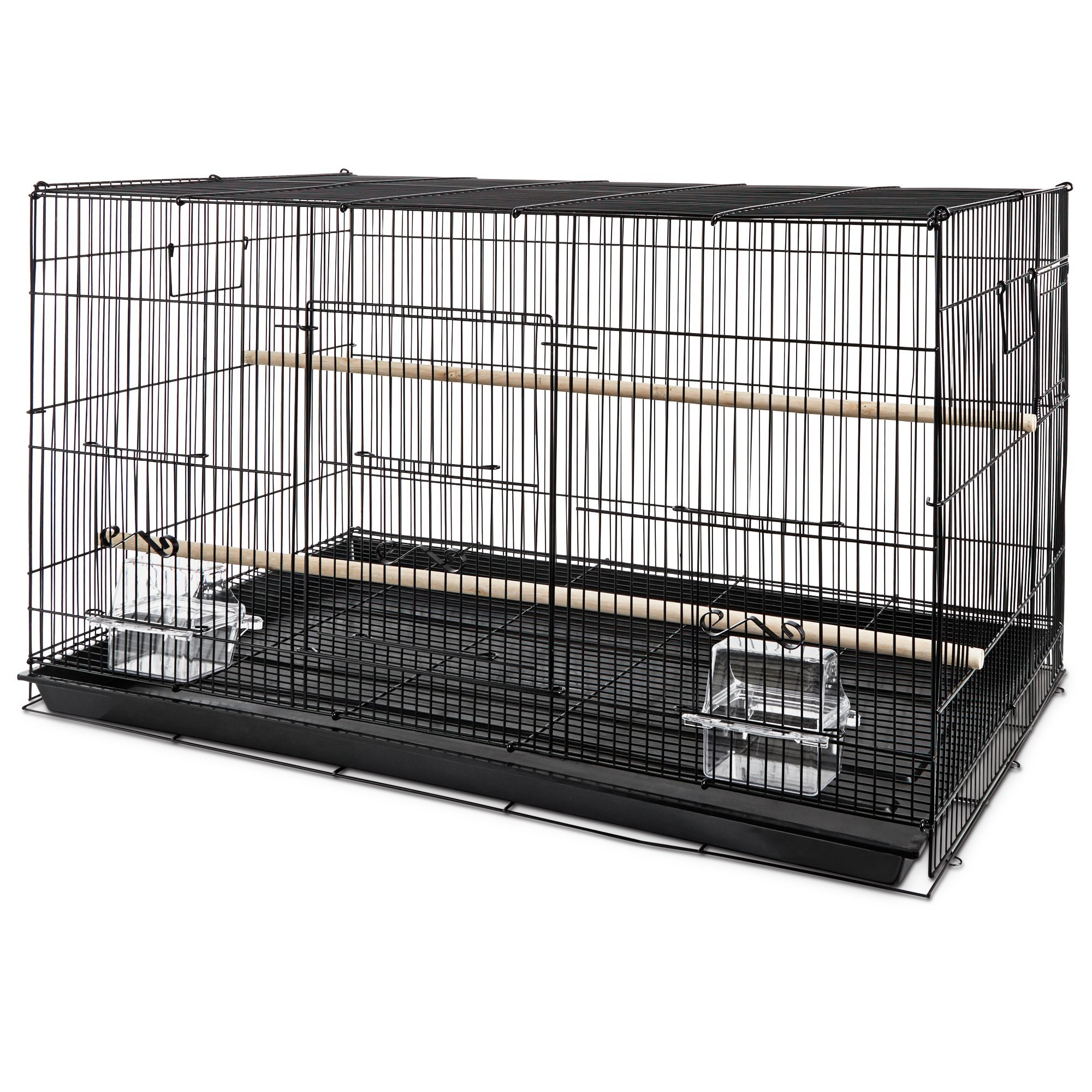 You & Me Finch Rectangle Flight Cage, 30 in by You&Me