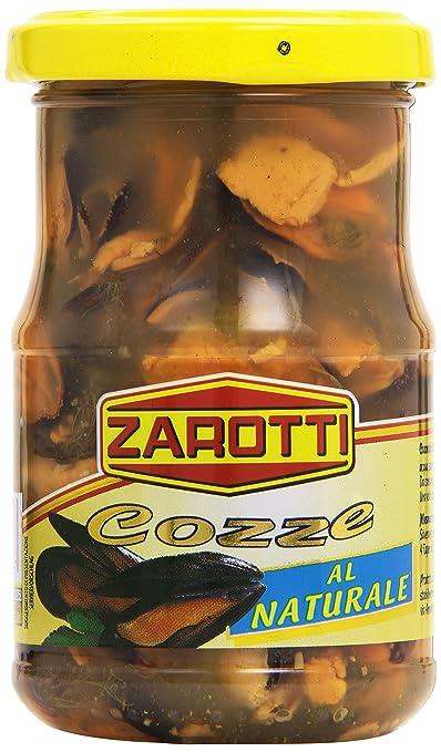 13 opinioni per Zarotti Cozze al Naturale- 200 gr