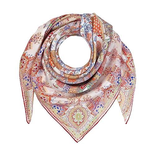 Roeckl - Panno per matrimonio persico, multicolore