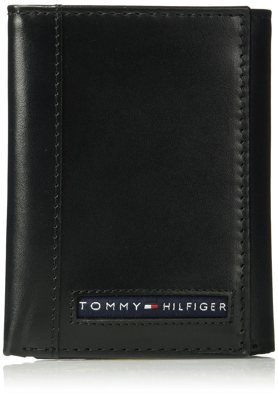 Tommy Hilfiger da uomo Portafogli nero Taglia unica