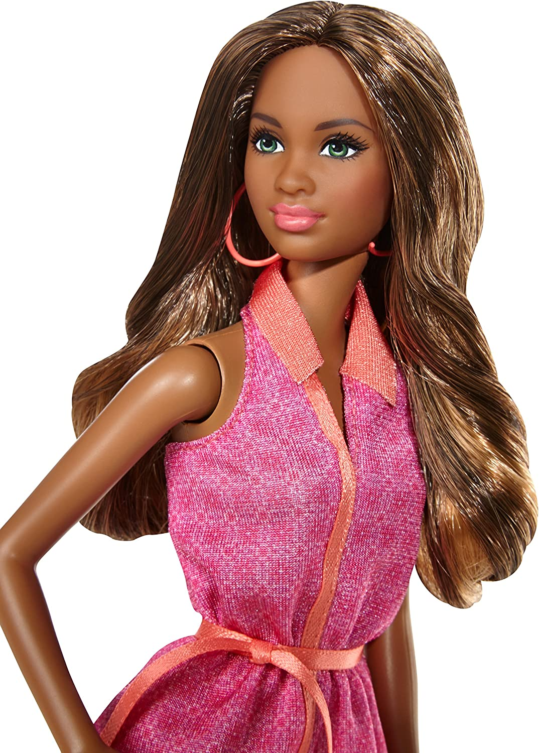Barbie Fashionistas 2015 CJV75 Grace African American Doll Mattel NEW SOLD OUT