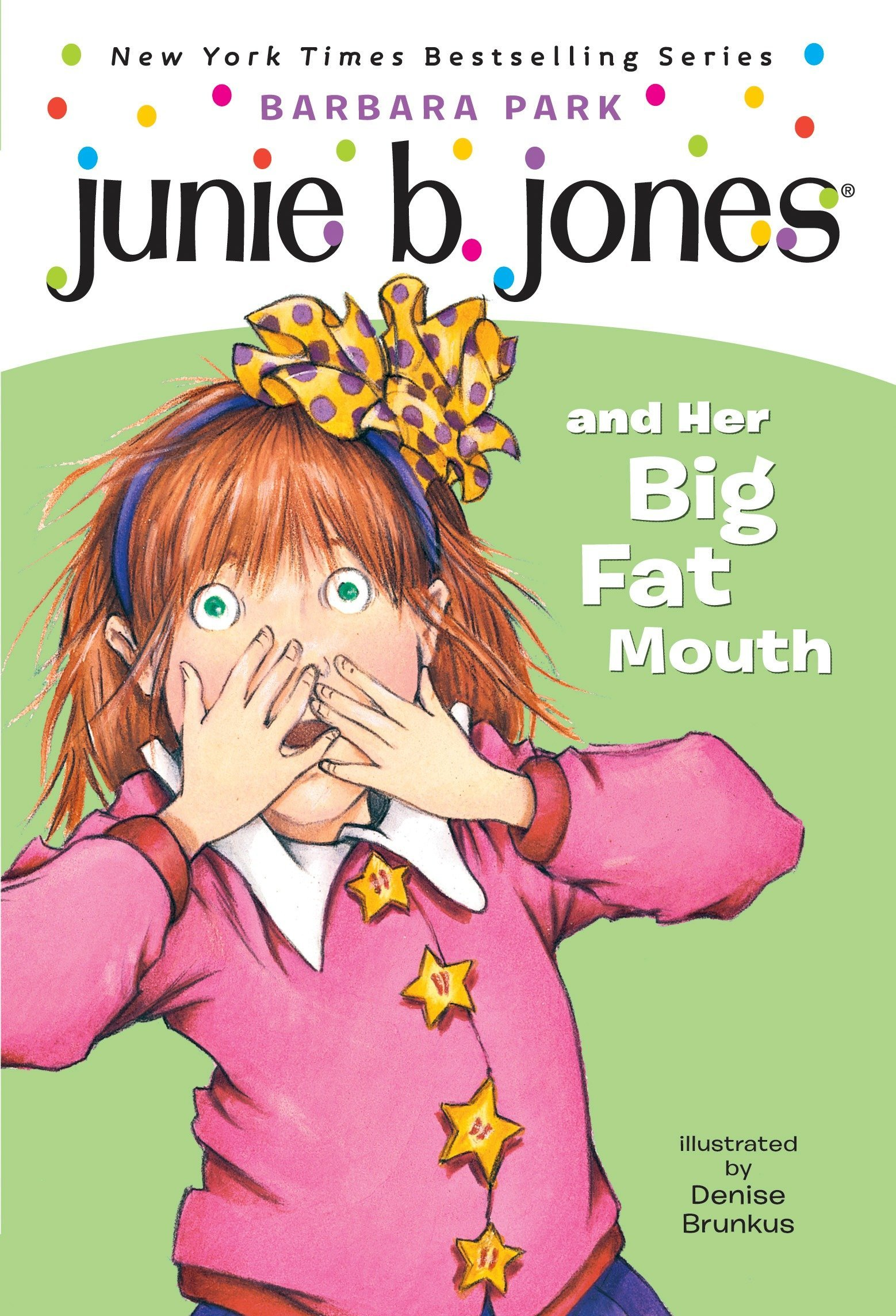 Junie Jones Her Big Mouth product image