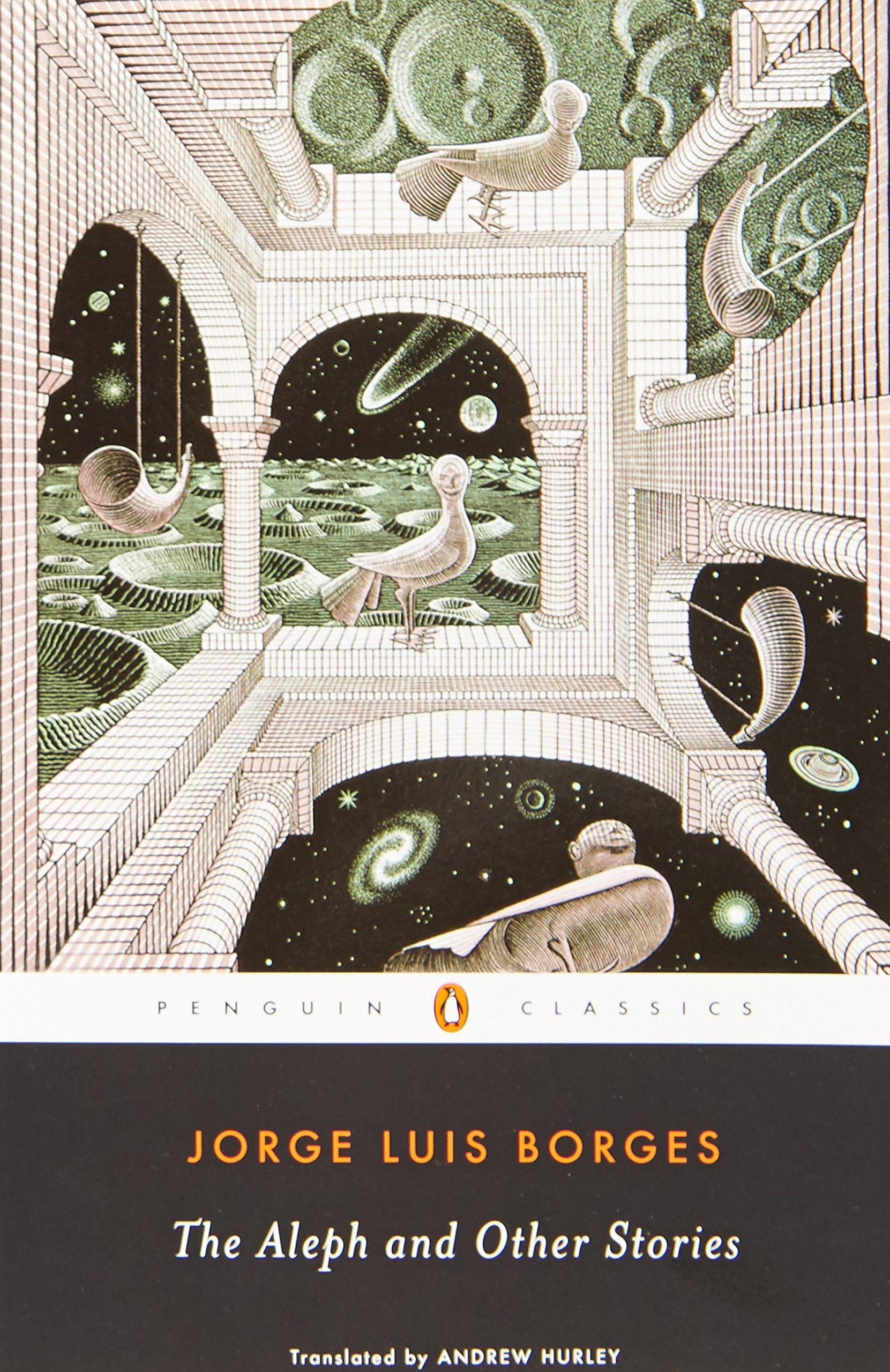 Amazon: The Aleph And Other Stories (penguin Classics) (9780142437889):  Jorge Luis Borges, Andrew Hurley: Books