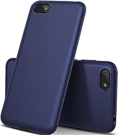Amazon.com: Huawei Y5 2018 caso, KuGi Y5 Prime 2018 Funda ...