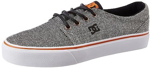 e7cb8054b69 DC Shoes Trase TX Se - Zapatillas de Deporte de Material sintético para  Hombre, Gris (Grey/Orange/Grey/Gris), 6,5: DC Shoes: Amazon.es: Zapatos y  ...