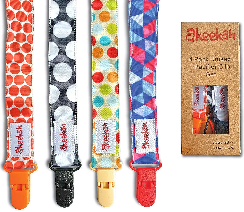 Unicorn Binky Clip Baby Shower Gift Binkie Leash Pacifier Clip Unisex Pacifier Clip Paci Clip Binkie Clip Binky Leash