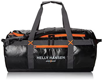 28ebdd57abc Helly Hansen Duffel Bag 50L Black STD: Amazon.co.uk: Business ...