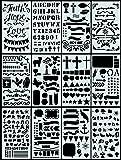 Essentials Faith Stencil: 350 Designs