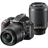 Nikon デジタル一眼レフカメラ D3100 200mmダブルズームキットD3100WZ200