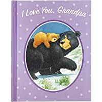 I Love You, Grandpa: A Tale of Encouragement and Love between a Grandfather and his grandchild, Picture Book