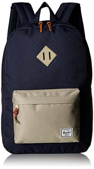 3859a56cb60 Herschel Classic Heritage Backpack 15  multicolour  Amazon.co.uk ...