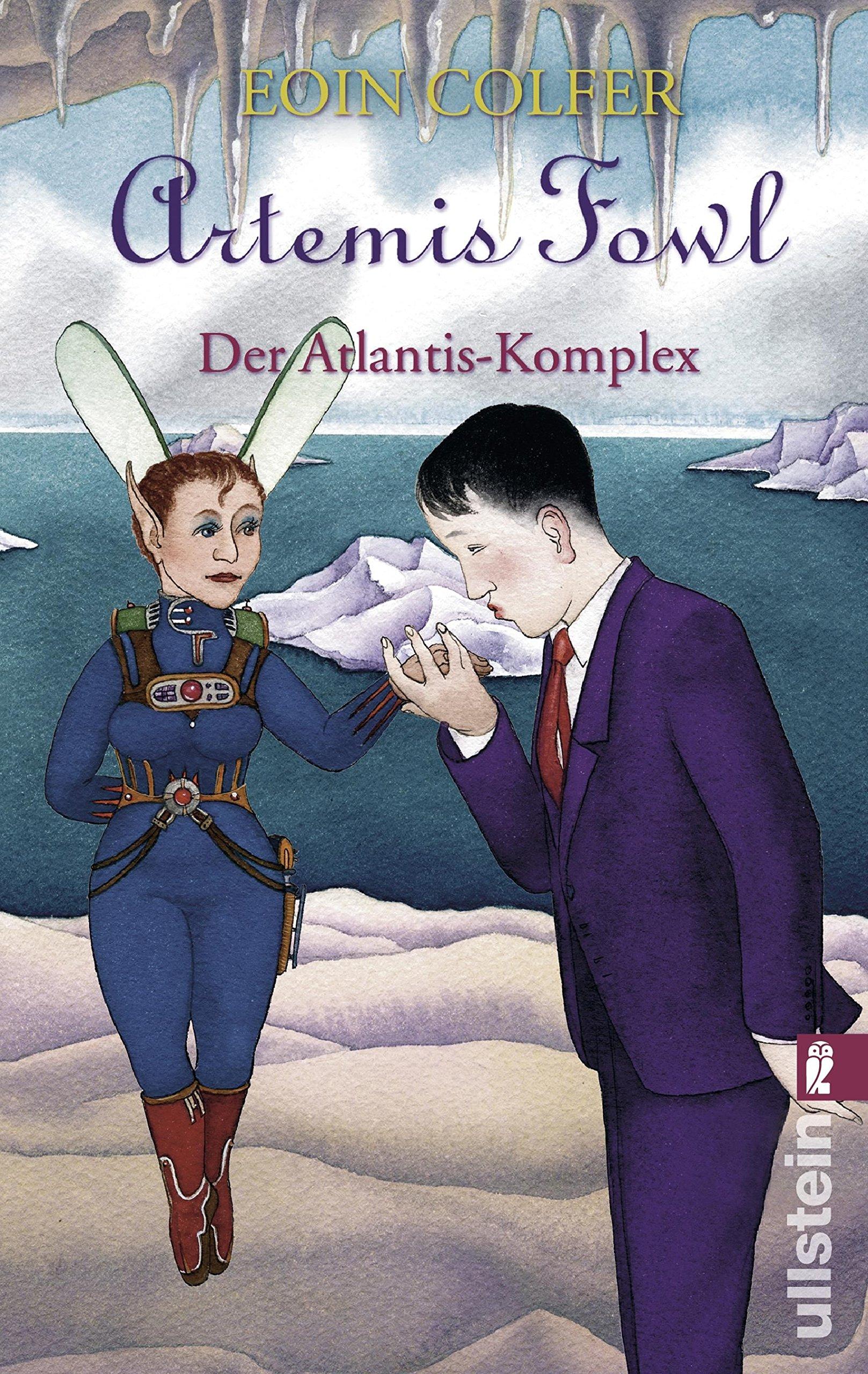 Artemis Fowl - Der Atlantis-Komplex: Der siebte Roman (Ein Artemis-Fowl-Roman, Band 7) Taschenbuch – 9. März 2012 Eoin Colfer Claudia Feldmann Ullstein Taschenbuch 3548284450
