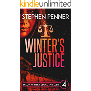 Winter's Justice: Talon Winter Legal Thrillers Book 4