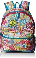 Skechers Big Girls'  Neon Splatters Backpack
