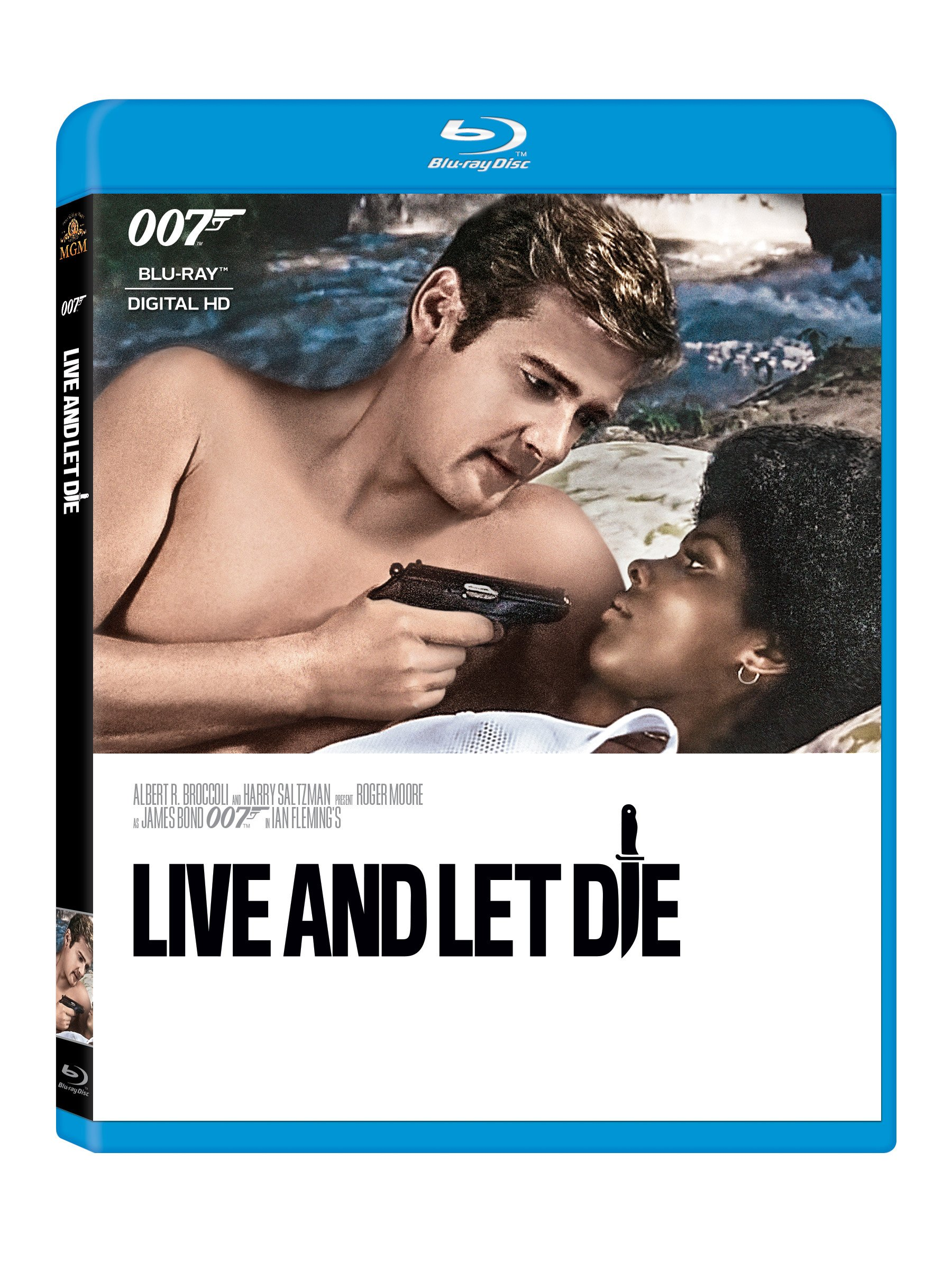 Blu-ray : Live and Let Die (Widescreen)