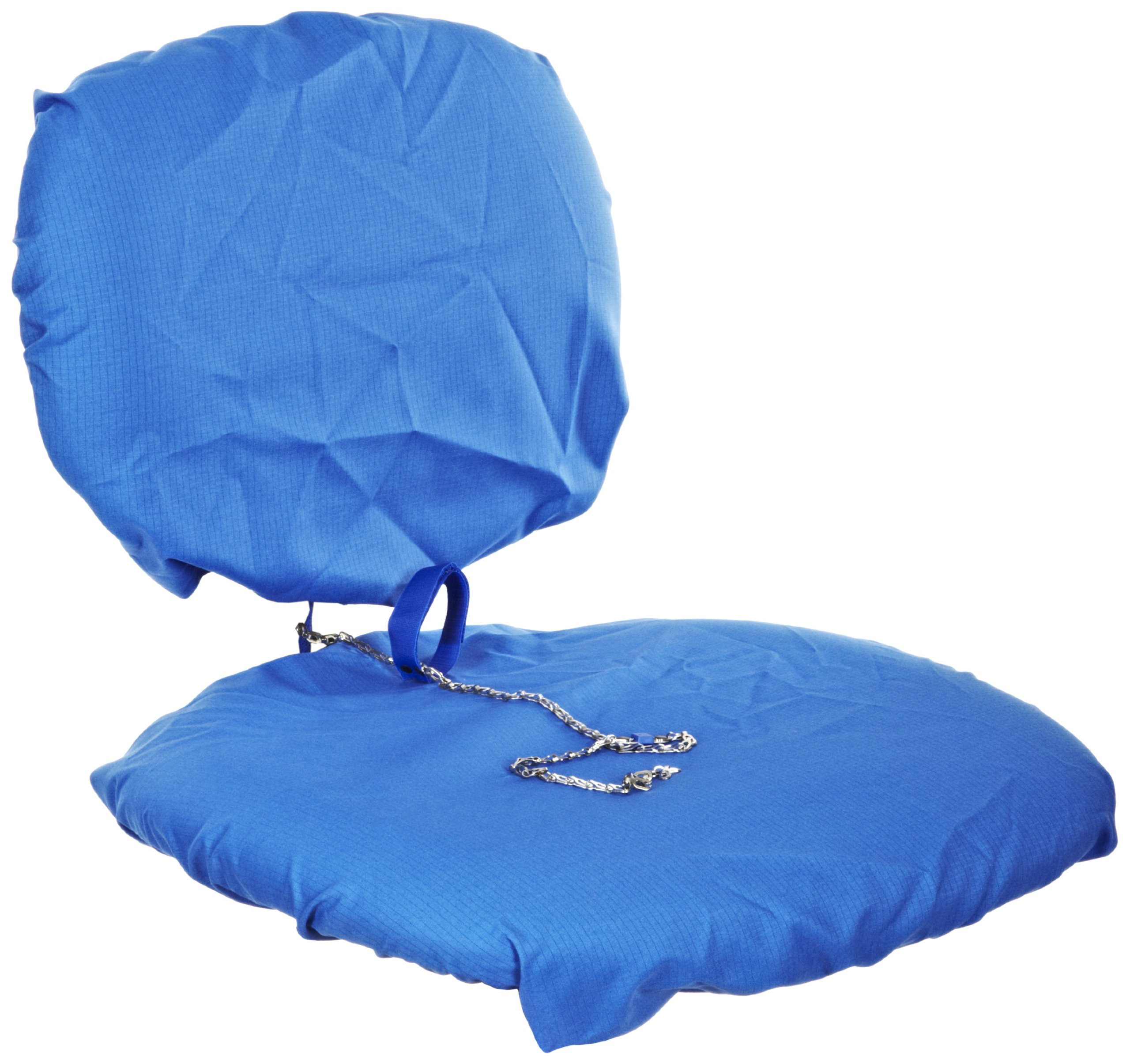 DESCO 7200 Polyester/Cotton Statshield Blend Dissipative Chair Cover