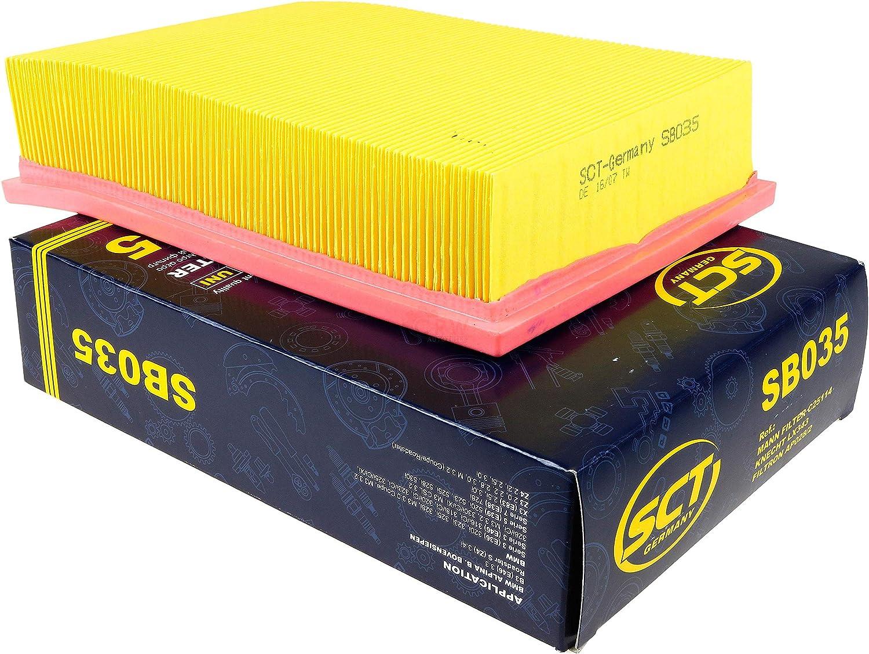Original SCT Inspektionspaket Filter Set Motor Flush Motorsp/ülung 11582713