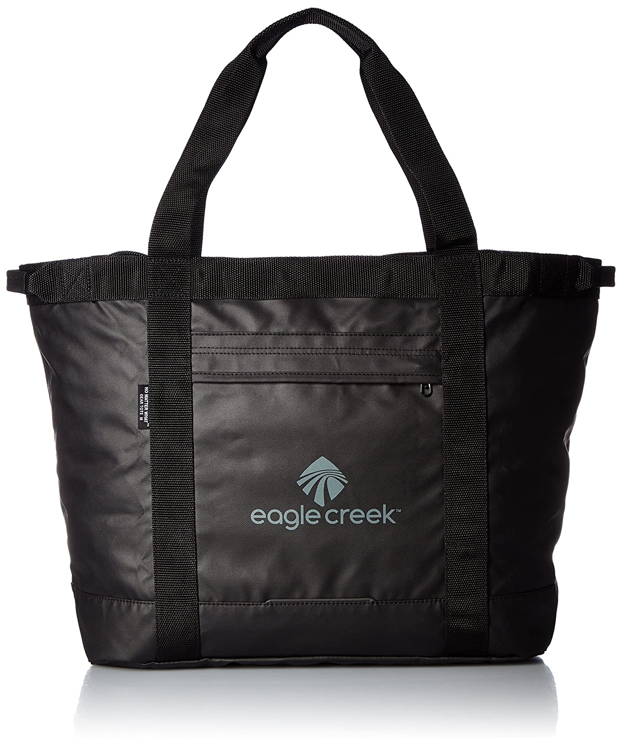 Eagle Creek No Matter What Gear Tote - Md, Unisex-Erwachsene Weekender, schwarz (Schwarz) - EC0A2URM010