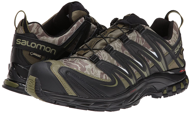 a68f827eda11 Salomon Men s XA Pro 3D GTX Running Trail Shoe