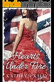 Hearts Under Fire (Southern Belle Civil War Romance Book 2)