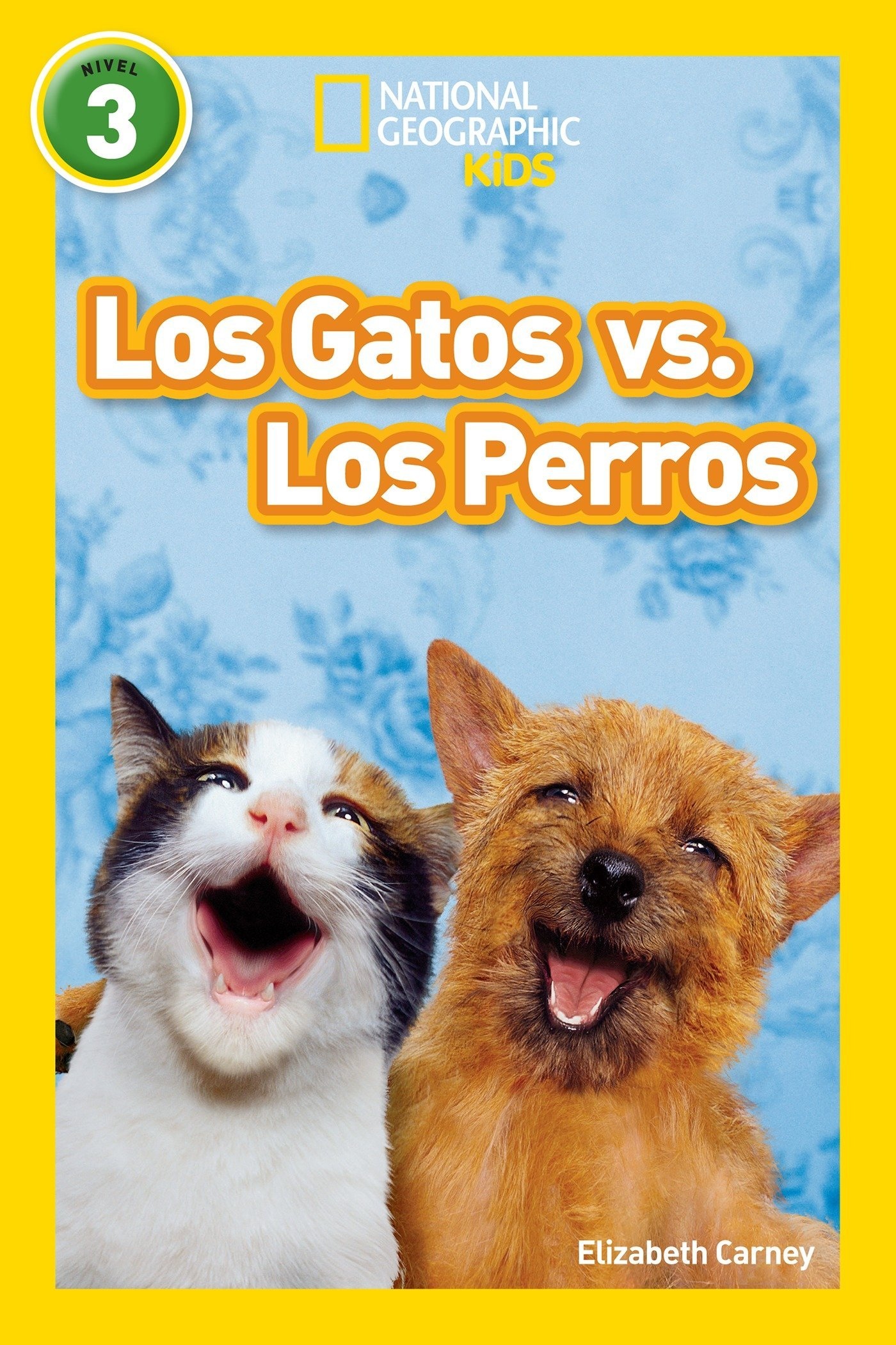 Amazon.com: National Geographic Readers: Los Gatos vs. Los ...