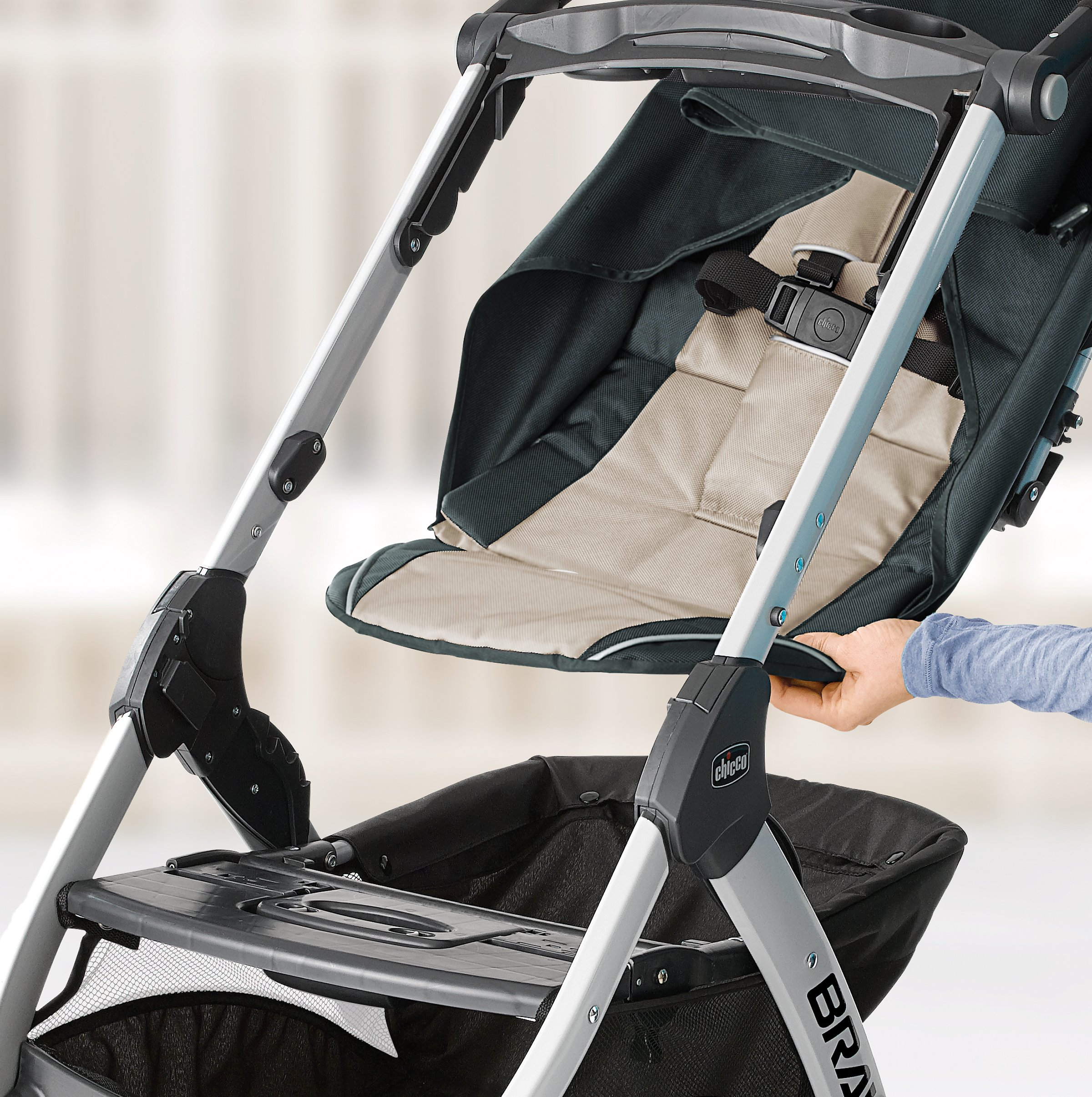 Chicco Bravo Trio Travel System, Orion by Chicco (Image #11)