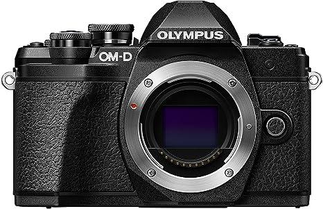 Olympus OM-D E-M10 Mark III - Cámara Evil de 16.1 MP (4k, FHD, LCD ...