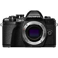 Olympus OM-D E-M10 Mark III Systemkamera (16 MP, 5-Achsen Bildstabi., elektr. Sucher, 4k, WLAN) nur Gehäuse schwarz