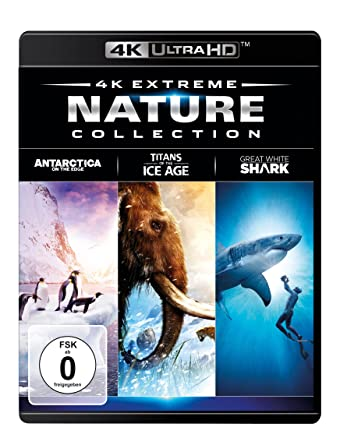 Extreme Nature Collection 4k Ultra Hd Blu Ray Amazonde