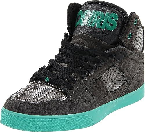 Osiris NYC83-Vulc 602085 - Zapatillas de skate de ante unisex, Gris