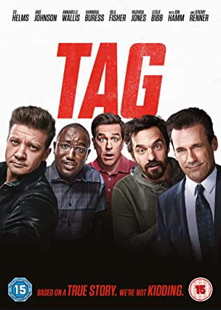 Poster of Tag 2018 1080p English BluRay Full Movie Download HD