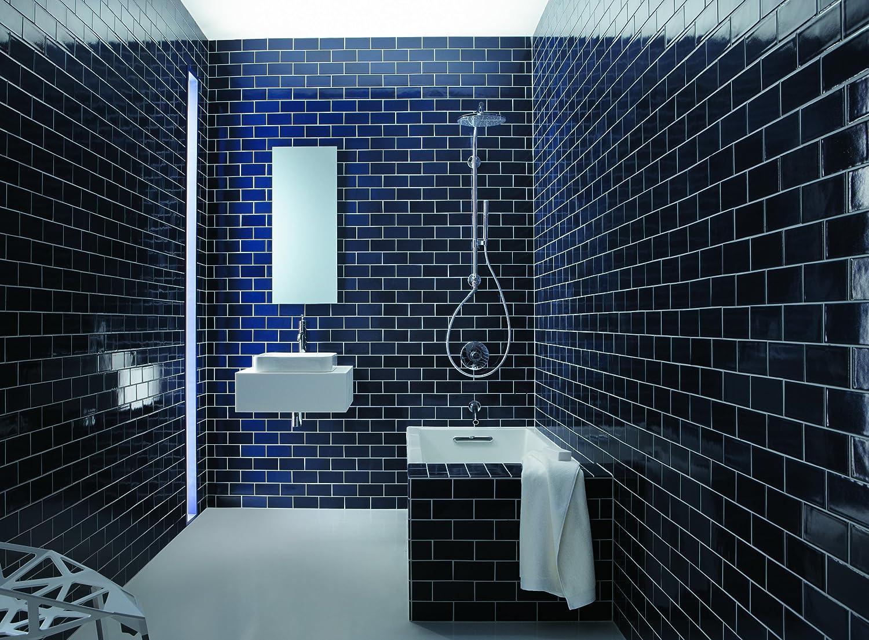 KOHLER K-45903-BN Hydrorail-H Bath and Shower Column, Vibrant ...