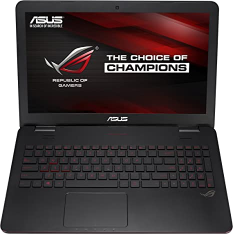 ASUS ROG GL551 Series GL551JW-DS71 15.6-Inch Gaming Laptop 4th Generation (Intel Core i7-4720HQ 2.60 GHz, 16 GB Memory, 1 TB HDD, NVIDIA GeForce GTX ...