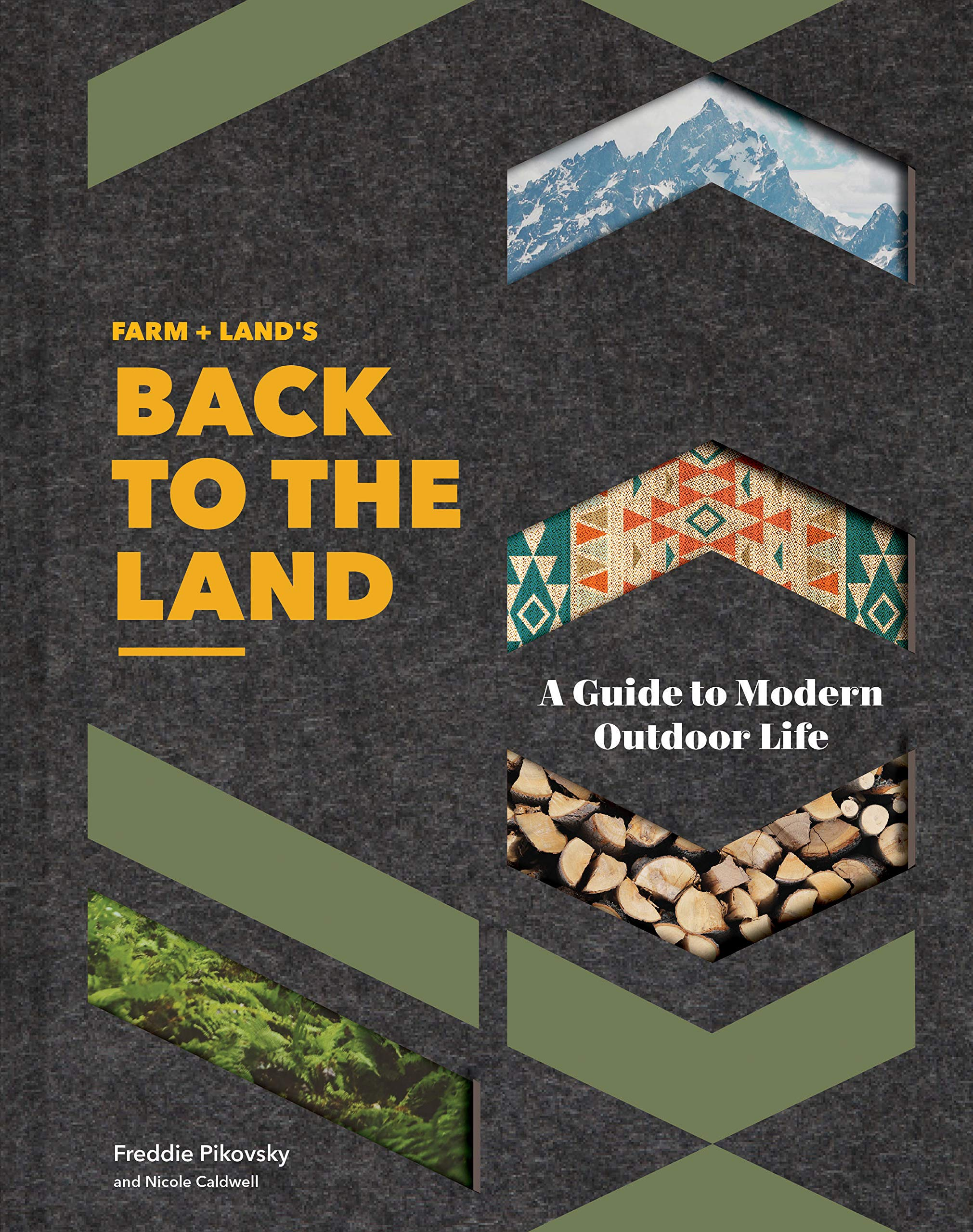 Amazon Com Farm Land S Back To The Land A Guide To Modern